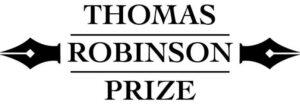 Thomas Robinson Prize Logo